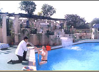 Surya Hotel Swimming Pool